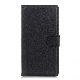Book Case Samsung Galaxy A32 5G Hoesje - Zwart