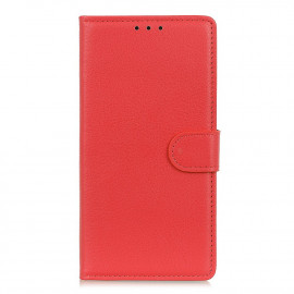 Book Case Samsung Galaxy A32 Hoesje - Rood