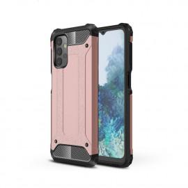 Armor Hybrid Samsung Galaxy A32 5G Hoesje - Rose Gold