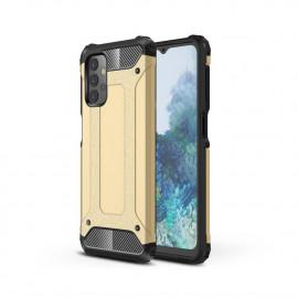 Armor Hybrid Samsung Galaxy A32 Hoesje - Goud