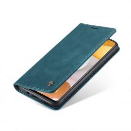 CaseMe Book Case Samsung Galaxy S21 Hoesje - Groen