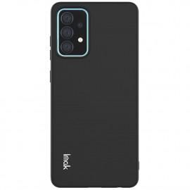 TPU Samsung Galaxy A52 Hoesje - Zwart