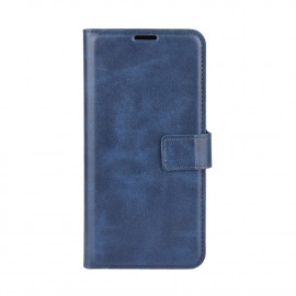 Luxe Book Case Motorola Moto G9 Power Hoesje - Blauw