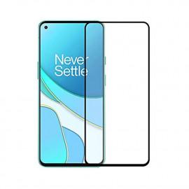 Full-Cover Tempered Glass OnePlus Nord N100 - Zwart