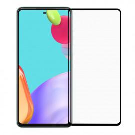 Full-Cover Tempered Glass Samsung Galaxy A52 / A52s - Zwart