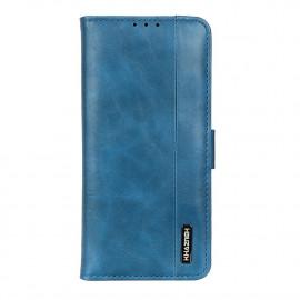 Luxe Book Case Samsung Galaxy A72 Hoesje - Blauw