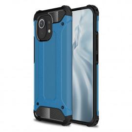 Armor Hybrid Xiaomi Mi 11 Hoesje - Lichtblauw
