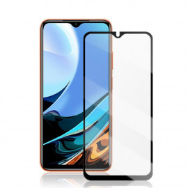 Full-Cover Tempered Glass Xiaomi Redmi 9T - Zwart