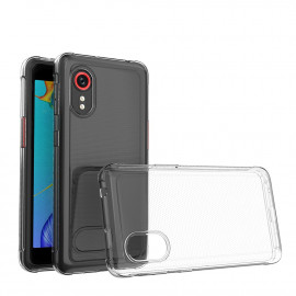 Transparant TPU Samsung Galaxy Xcover 5 Hoesje