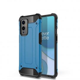 Armor Hybrid OnePlus 9 Hoesje - Lichtblauw