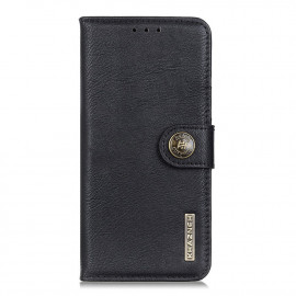 Classic Book Case OnePlus 9 Pro Hoesje - Zwart