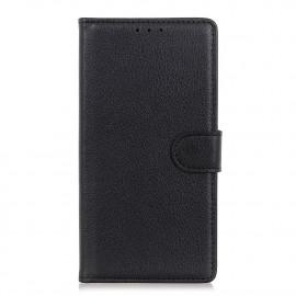 Book Case Nokia 1.4 Hoesje - Zwart