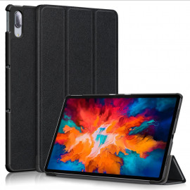 Tri-Fold Book Case Lenovo Tab P11 Pro Hoesje - Zwart