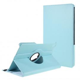 360 Rotating Case Lenovo Tab P11 (Plus) Hoesje - Lichtblauw