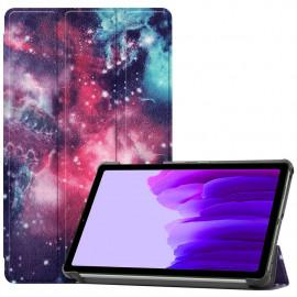 Tri-Fold Book Case Samsung Galaxy Tab A7 Lite Hoesje - Galaxy