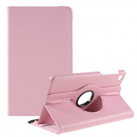 360 Rotating Case Samsung Galaxy Tab A7 Lite Hoesje - Pink