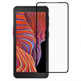 Tempered Glass Samsung Galaxy Xcover 5 - Zwart