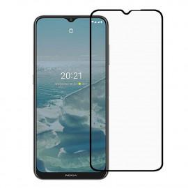 Tempered Glass Nokia G10 / G20 - Zwart