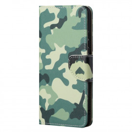 Book Case Nokia G10 / G20 Hoesje - Camouflage