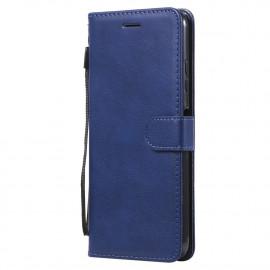 Book Case Samsung Galaxy A22 5G Hoesje - Blauw