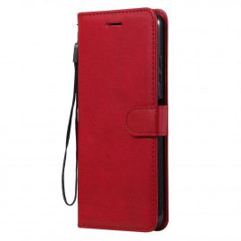 Book Case Samsung Galaxy A22 5G Hoesje - Rood