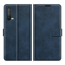 Book Case Deluxe OnePlus Nord CE 5G Hoesje - Blauw