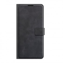 Book Case Deluxe OnePlus Nord 2 Hoesje - Zwart