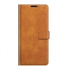 Book Case Deluxe OnePlus Nord 2 Hoesje - Bruin
