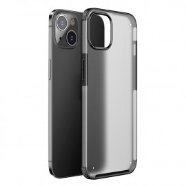 Snap-On Back Cover iPhone 13 Hoesje - Zwart