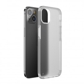 Snap-On Back Cover iPhone 13 Hoesje - Transparant