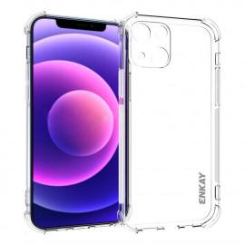 Transparant TPU iPhone 13 Mini Hoesje