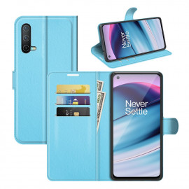 Book Case OnePlus Nord CE 5G Hoesje - Blauw