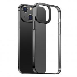 BASEUS Metallic iPhone 13 Hoesje - Zwart