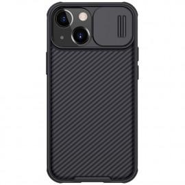 Nillkin CamShield Pro iPhone 13 Mini Hoesje - Zwart