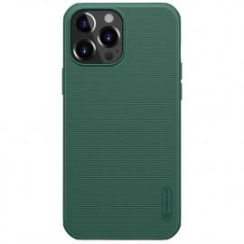 Nillkin Super Frosted Shield iPhone 13 Pro Hoesje - Groen