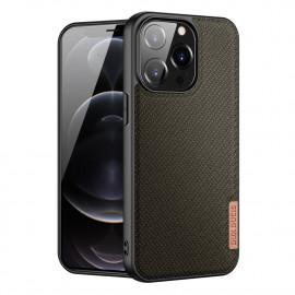 Dux Ducis FINO iPhone 13 Pro Hoesje - Groen