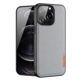 Dux Ducis FINO iPhone 13 Pro Hoesje - Grijs