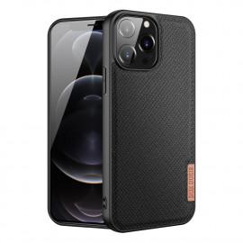 Dux Ducis FINO iPhone 13 Pro Max Hoesje - Zwart