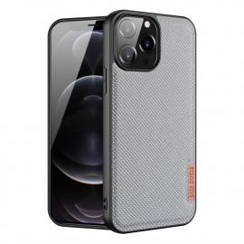Dux Ducis FINO iPhone 13 Pro Max Hoesje - Grijs