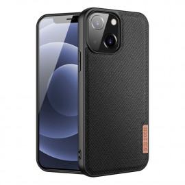 Dux Ducis FINO iPhone 13 Mini Hoesje - Zwart