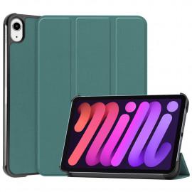 Tri-Fold Book Case iPad Mini 6 (2021) Hoesje - Groen