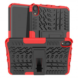 Rugged Kickstand iPad Mini 6 (2021) Hoesje - Rood