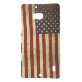 Back Cover Nokia Lumia 930 - American Flag
