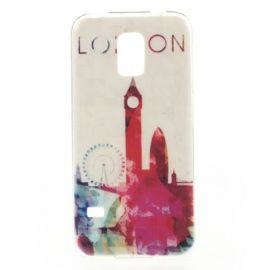 TPU Hoesje Samsung Galaxy S5 Mini - London