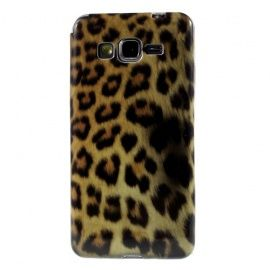 TPU Hoesje Samsung Galaxy Grand Prime - Luipaard