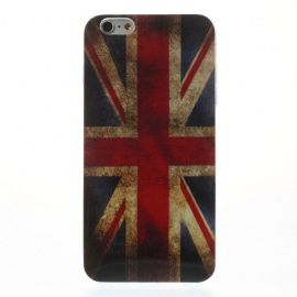 TPU Hoesje iPhone 6 Plus - Union Jack