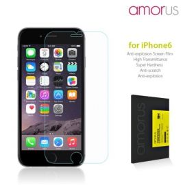 Amorus Tempered Glass Screen Protector HD Clear iPhone 6 / 6s