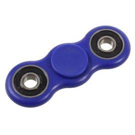 Fidget Spinner Anti-Stress Dual - Blauw