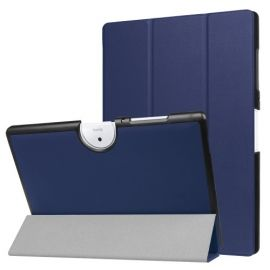 Tri-Fold Book Case Acer Iconia One 10 B3-A40 - Blauw