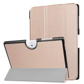 Tri-Fold Book Case Acer Iconia One 10 B3-A40 - Rose Gold
